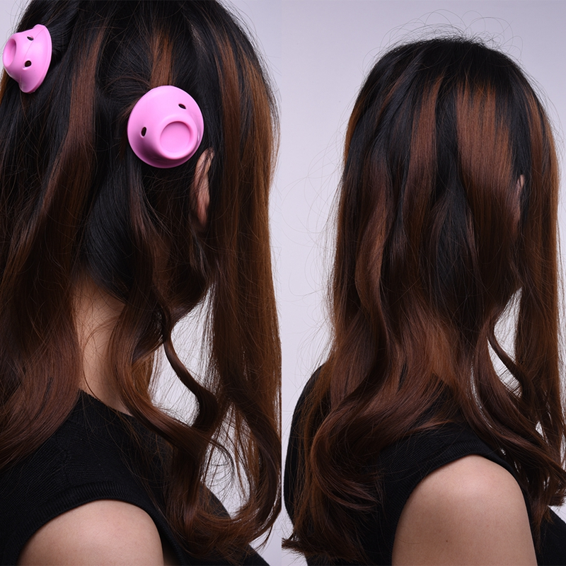 Hairstyle Soft Hair Care Diy Peco Roll Hair Style Roller Curler
