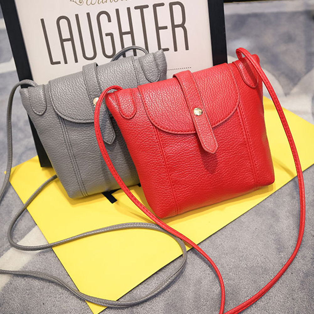 f76f5520a4a7 Women Leather Handbags Famous Brand Small Women Messenger Bags Female  Crossbody Shoulder
