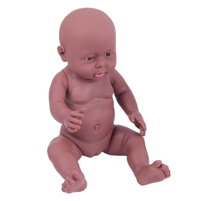 86be43e53ad88 Baby Simulation Doll Soft Child Reborn Baby Doll Toy Newborn Boy Girl  Birthday Gift Emulated Dolls