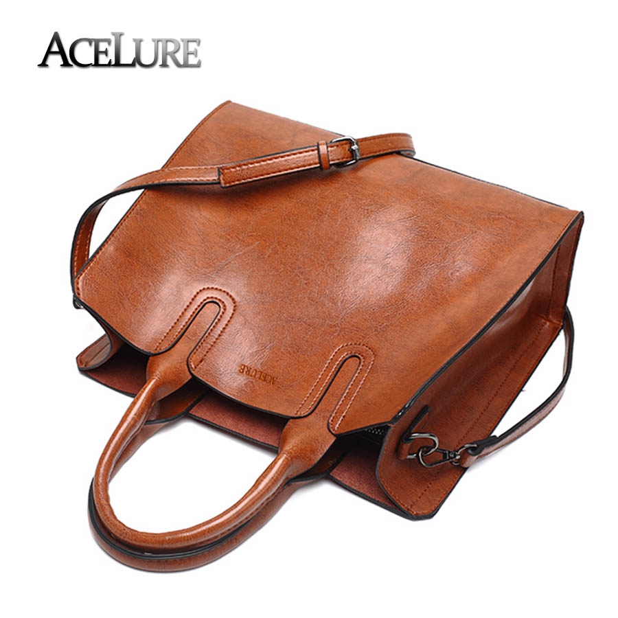 Leather Handbags Big Women Bag High Quality Casual Female Bags Trunk Tote  Spanish Brand Shoulder Bag Ladies Large Bolsos  457ab76cec5e8
