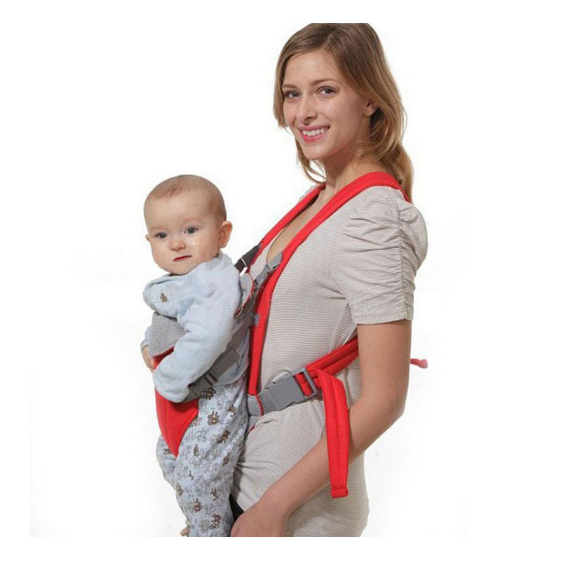 Adjustable Baby Carriers Cotton Infant Backpack Kid Carriage Baby