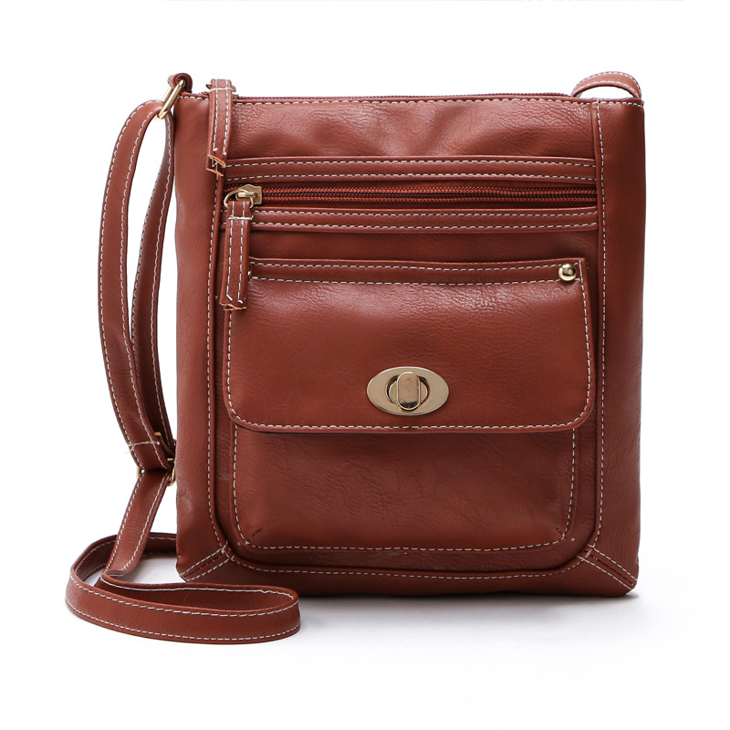 9ace2814bd69 Women Leather Satchel Womens solid Cross Body Shoulder Messenger tote Bags  ladies handbag