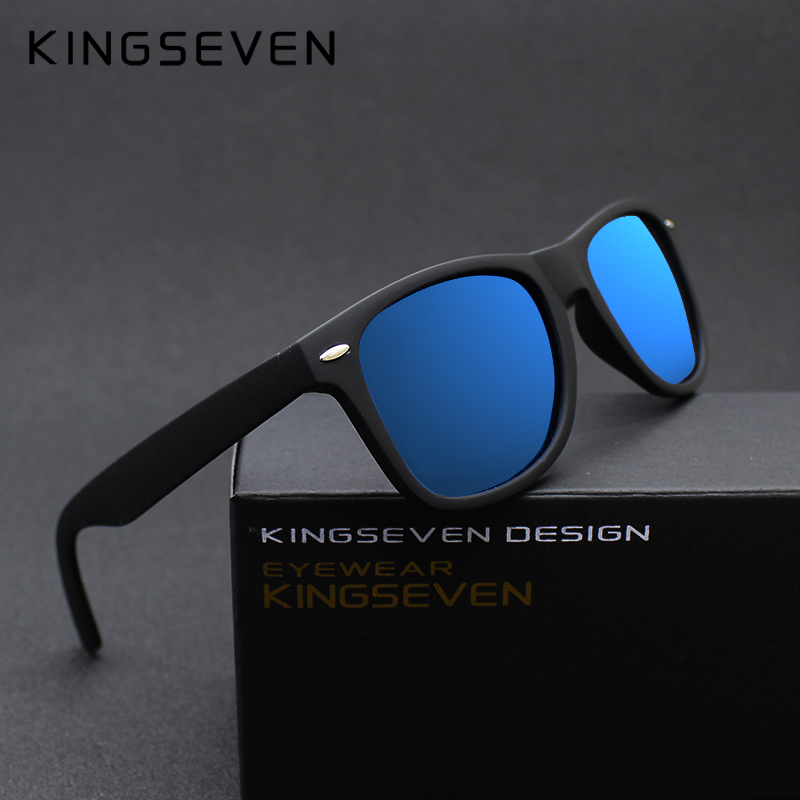 4dff6797a1 54mm Fashion Unisex Square Vintage Polarized Sunglasses mens Polaroid Women  ...