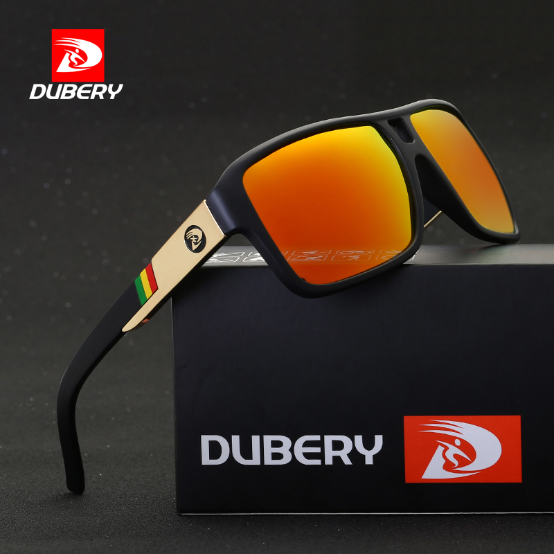1196258976 DUBERY 2017 Men s Polarized Sunglasses Aviation Driving Sun Glasses Men  Women Sport Fishing Luxury Brand Designer Oculos