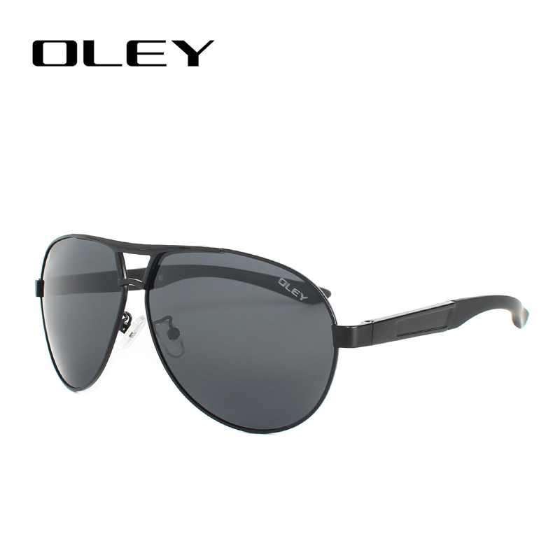 d641de839745b3 OLEY Retro Round Sunglasses Men Polarized Oversized Sun Glasses women Big  frame Driving Goggles lunettes de soleil ...