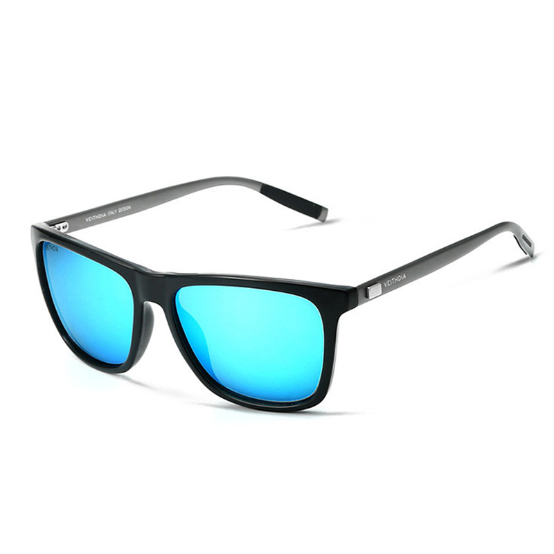 f2d5006eb9 VEITHDIA Brand LOGO Retro Aluminum TR90 Sunglasses Polarized Men s Male  Eyewear Accessories Driving ...