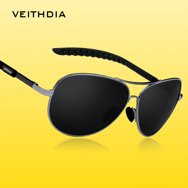 0dcf237cd0 VEITHDIA New Polarized Mens Sunglasses Brand Designer Sunglass Eyewear  Accessories Sun Glasses gafas oculos de sol ...