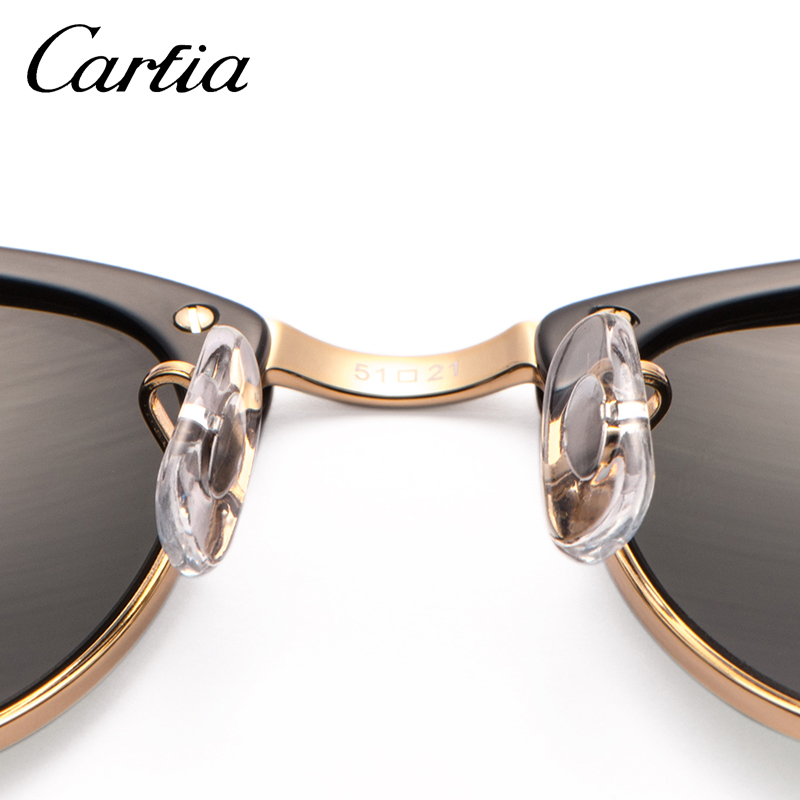 affbcf7458 Carfia 2018 Women Men Polarized Vintage Sunglasses Classic Retro ...