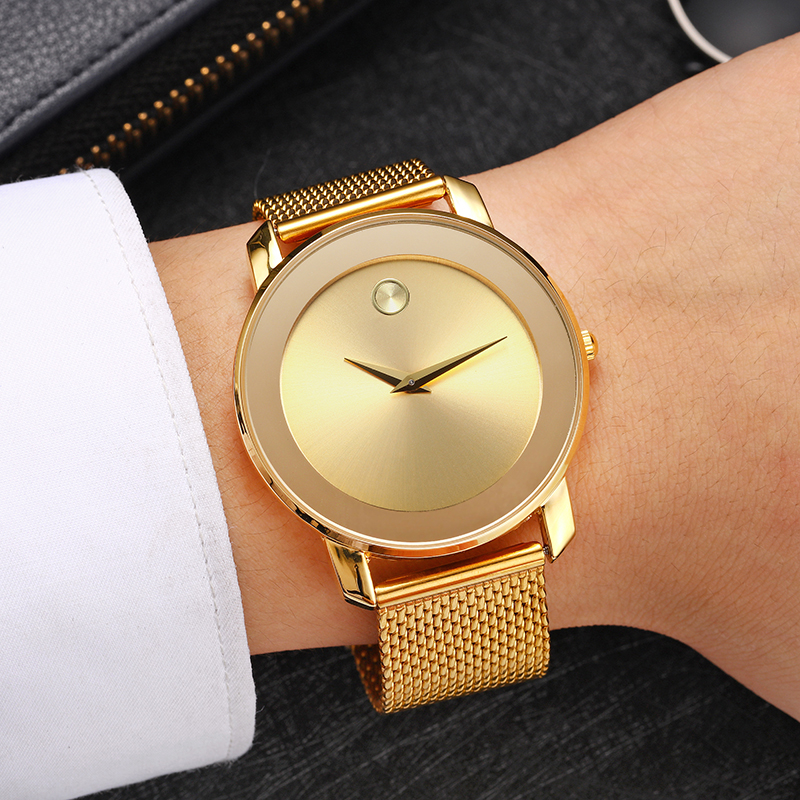 Cost Of Shipping Car >> Miss Fox Ladies Gold Watch Women Famous Brand Minimalist ...