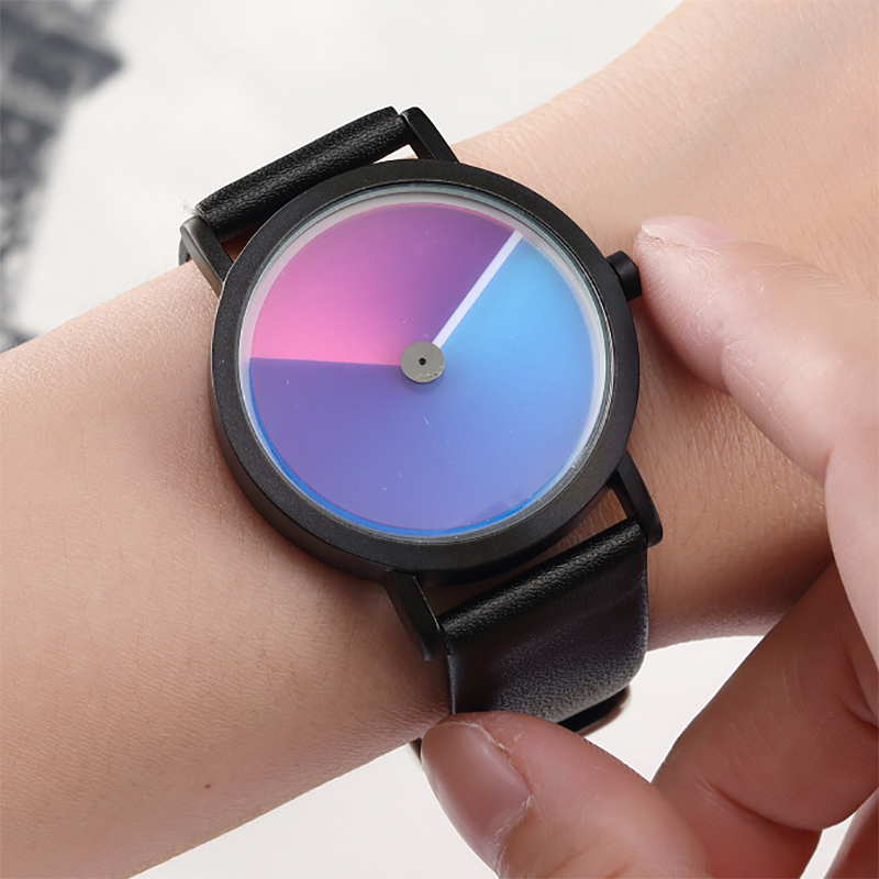 e882d678a Simple Swirl Creative Watch New Fashion Minimalist Hodinky ...