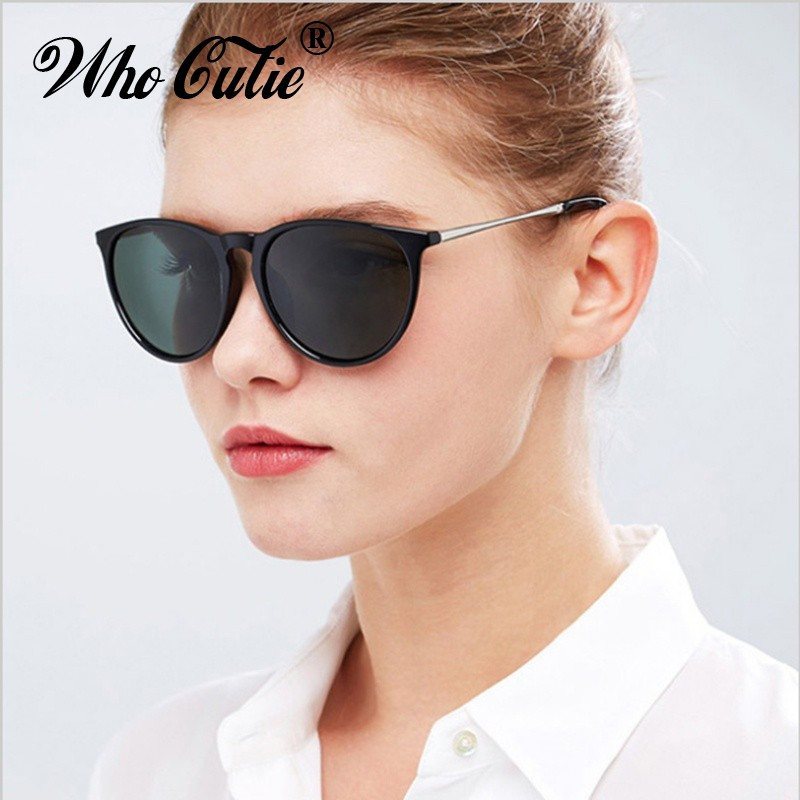 dd992efa6a WHO CUTIE Brand Designer ERIKA Polarized Sunglasses Men Women ...