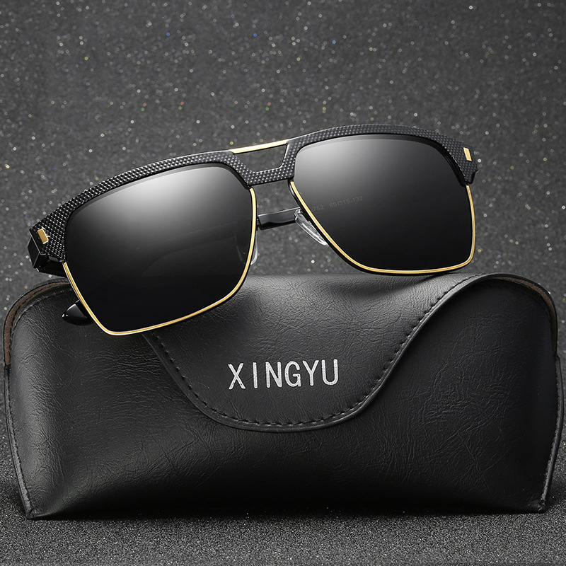 1d1ef381eb23 XINGYU 2018 Men HD Polarized Sunglasses Men Original Brand Designer Classic  Women Retro ...