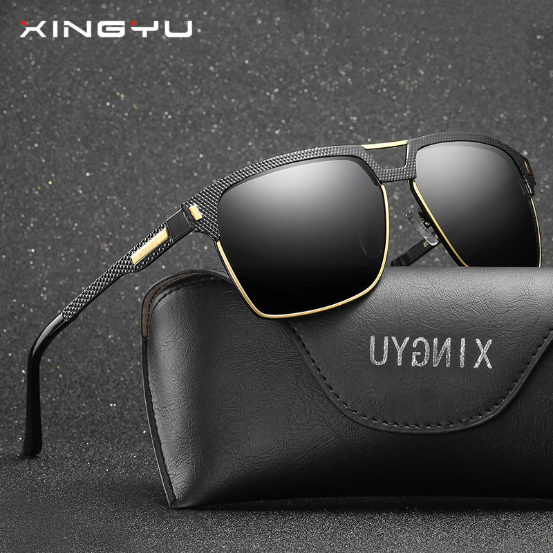 528a0413845 XINGYU 2018 Men HD Polarized Sunglasses Men Original Brand Designer ...