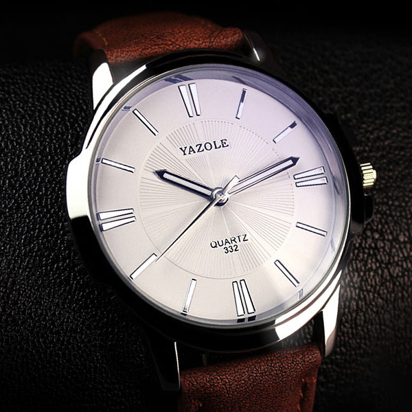 c0460702ce0 YAZOLE 2018 Fashion Quartz Watch Men Watches Top Brand Luxury Male Clock  Business Mens Wrist Watch Hodinky Relogio Masculino