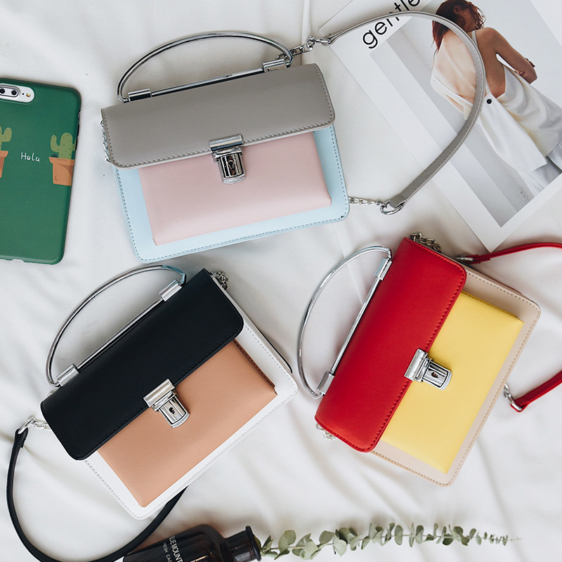 High Quality Small Las Messenger Bags Leather Shoulder