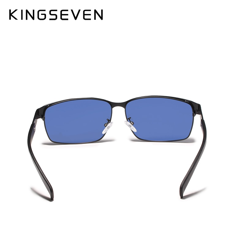 a16930756ae KINGSEVEN BRAND DESIGN Classic Polarized Sunglasses Men Driving Sun ...