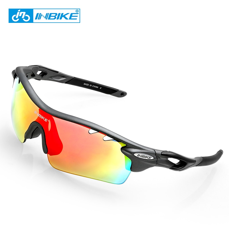0acf206eff5a6 Cycling Glasses Men Women Polarized Bike Eyewear Bicycle Goggles Outdoor  Sports ...