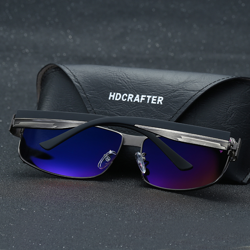 0ea76ac1812 HDCRAFTER Fashion Driving Sun Glasses for Men Polarized sunglasses ...