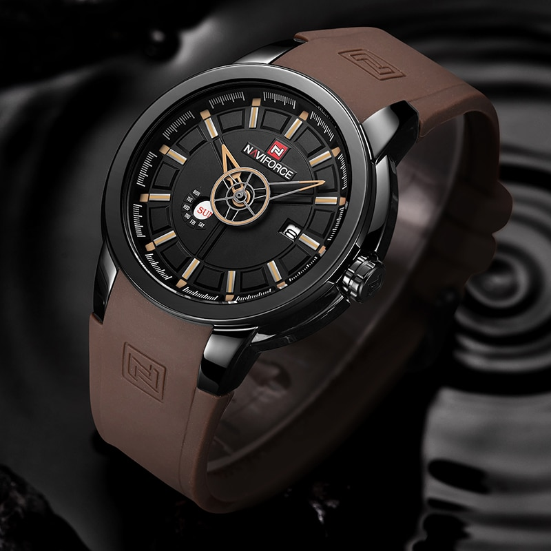 Mens Watches Top Luxury Brand Naviforce Men Unique Sports